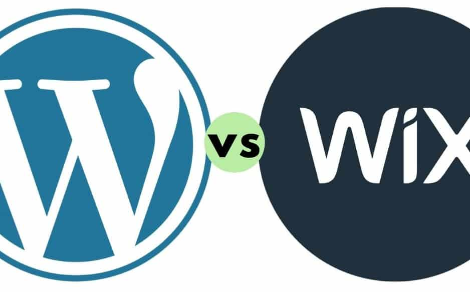 Word Press vs Wix for blogging