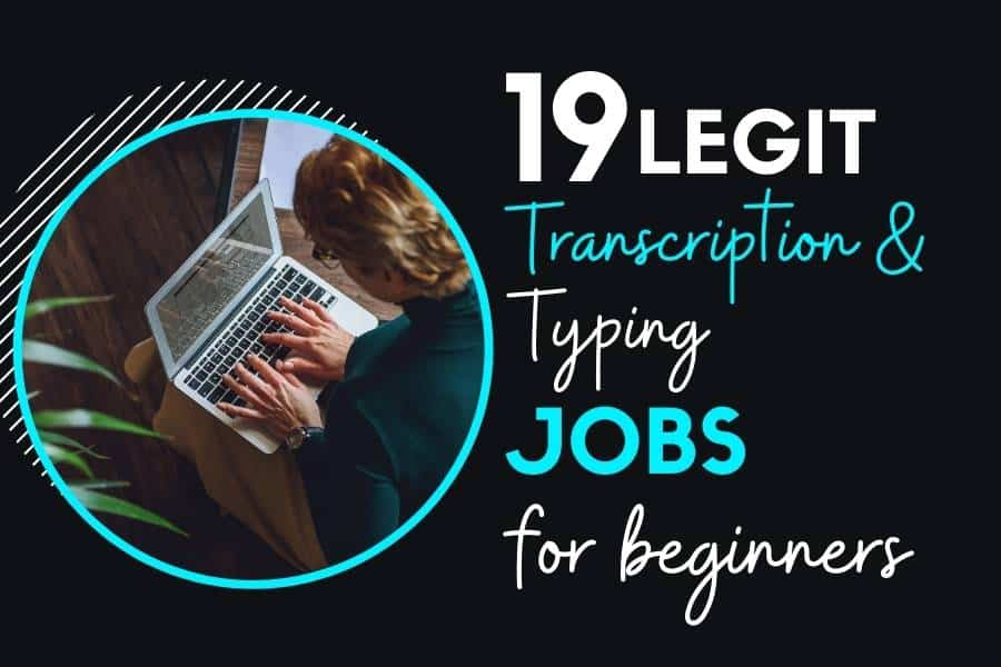 619 leGIT transcription and typing jobs